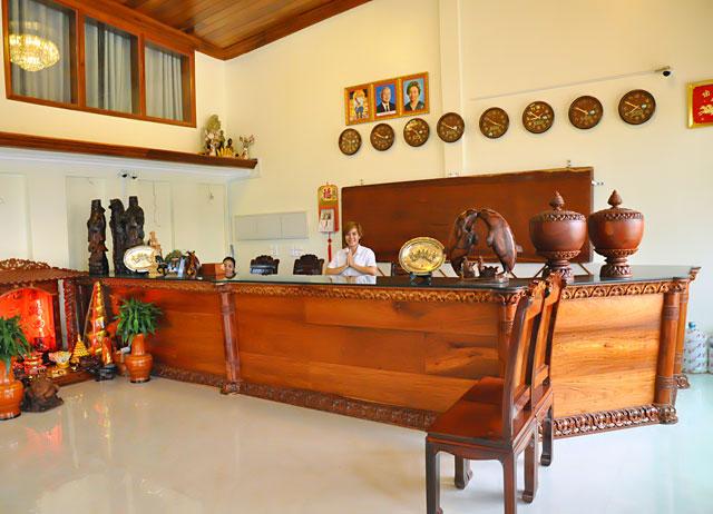 Angkro Comfort Hotel
